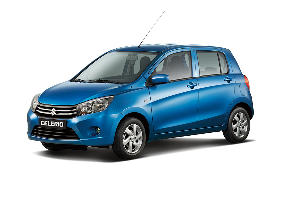 All New Suzuki Celerio